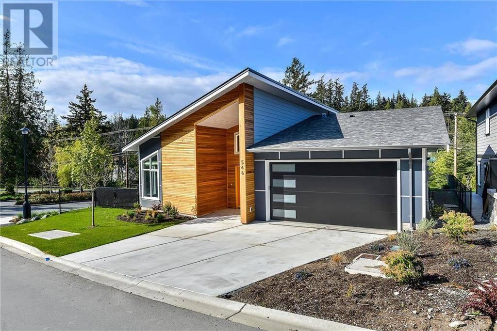 House for sale at 546 Bezanton Wy Victoria British Columbia - MLS: 414164