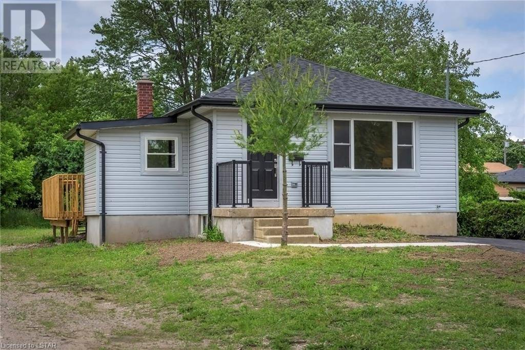 House for sale at 546 Creston Ave London Ontario - MLS: 215272