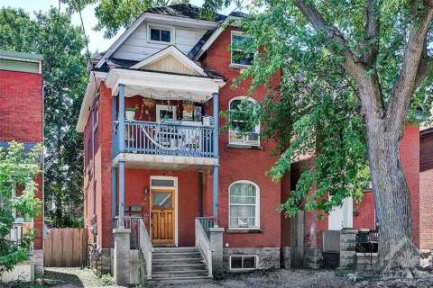 Townhouse for sale at 546 Mcleod St Ottawa Ontario - MLS: 1198802