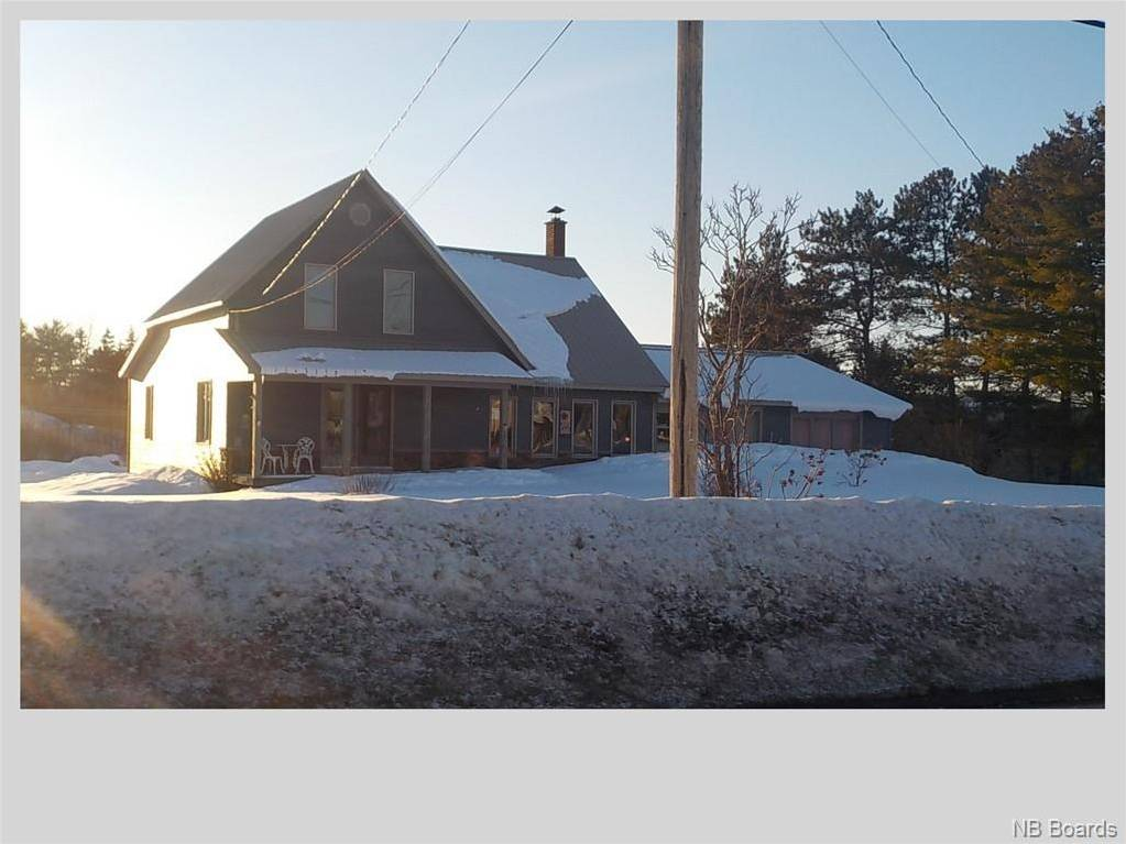 House for sale at 546 Principale Rd Saint Leonard New Brunswick - MLS: NB040900