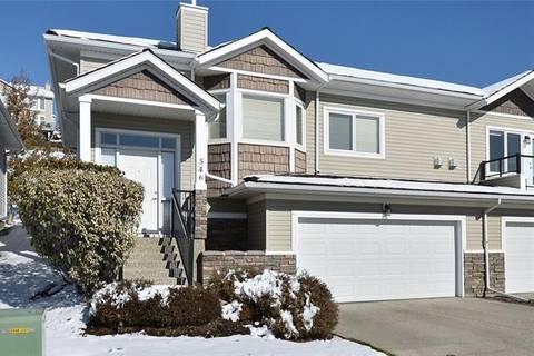 Townhouse for sale at 546 Rocky Vista Garden(s) Northwest Calgary Alberta - MLS: C4292947