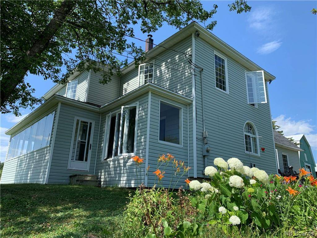 House for sale at  546 Rte Strathadam New Brunswick - MLS: NB034907