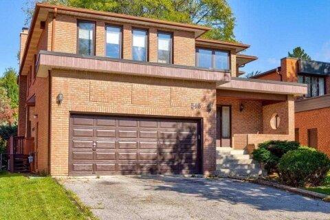 House for sale at 546 Spring Gate Blvd Vaughan Ontario - MLS: N5057259