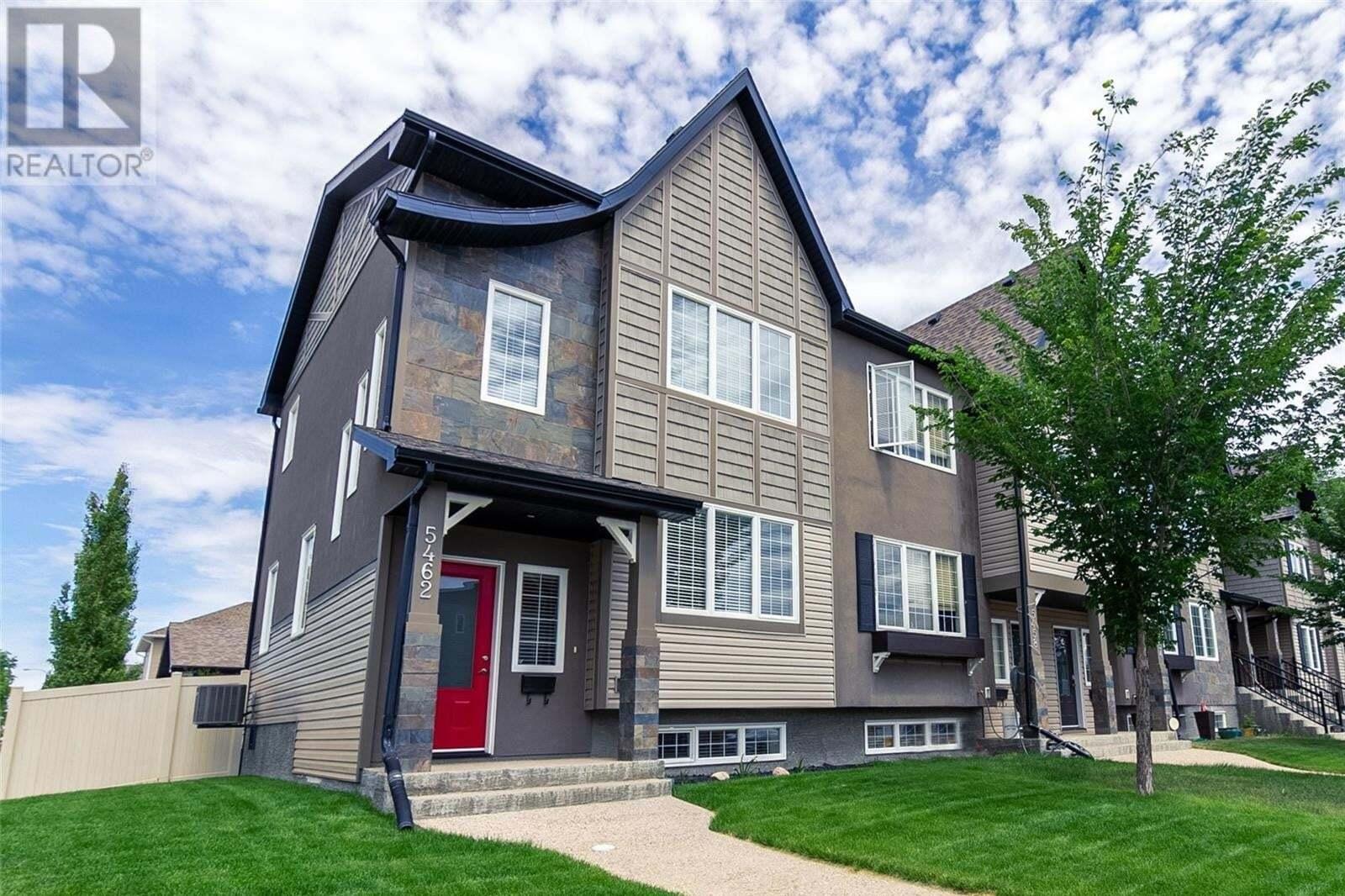 Townhouse for sale at 5462 Mitchinson Wy Regina Saskatchewan - MLS: SK814434