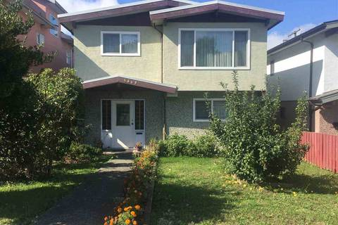 House for sale at 5463 Joyce St Vancouver British Columbia - MLS: R2407573