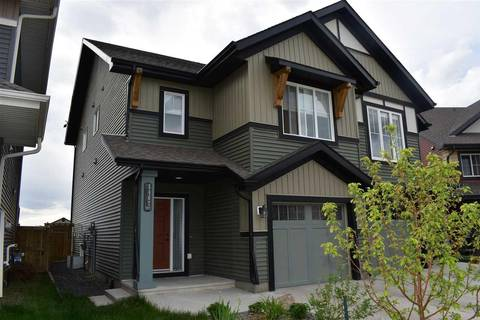 Townhouse for sale at 5467 Crabapple Lo  Sw Edmonton Alberta - MLS: E4160562