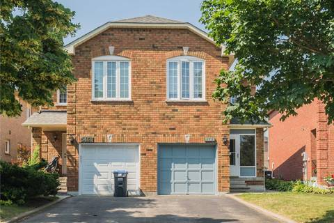 Townhouse for sale at 5468 Antrex Cres Mississauga Ontario - MLS: W4513956