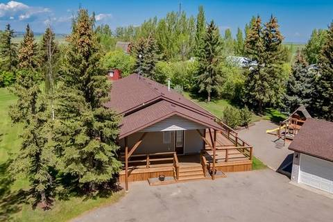 House for sale at 128122 Hwy 547 Hy Unit 547 Rural Foothills County Alberta - MLS: C4218802