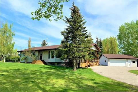 House for sale at 128122 Hwy 547 Hy Unit 547 Rural Foothills County Alberta - MLS: C4258383