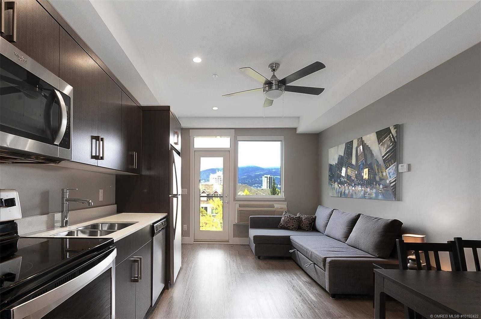 Condo for sale at 925 Leon Ave Unit 547 Kelowna British Columbia - MLS: 10192422