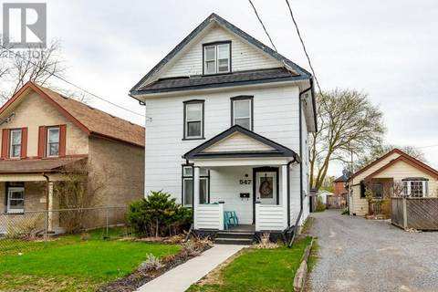 House for sale at 547 Chamberlain St Peterborough Ontario - MLS: 193690