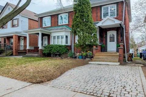 Townhouse for sale at 547 Hillsdale Ave Toronto Ontario - MLS: C4729123