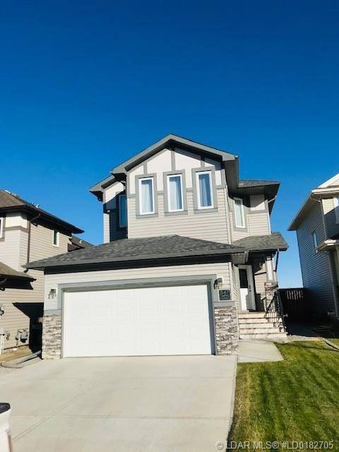 House for sale at 547 Keystone Chase West Lethbridge Alberta - MLS: LD0182705