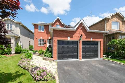 Townhouse for sale at 547 Ormond Dr Oshawa Ontario - MLS: E4499305