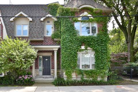 Townhouse for rent at 547 Shuter St Toronto Ontario - MLS: C4451904