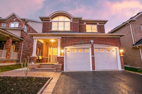 House for sale at 547 Woodspring Ave Newmarket Ontario - MLS: N4627970