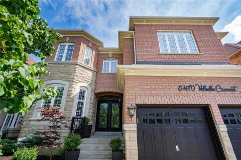 House for sale at 5470 Valhalla Cres Mississauga Ontario - MLS: W4804023