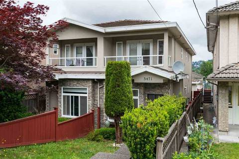 Townhouse for sale at 5471 Dominion St Burnaby British Columbia - MLS: R2382953
