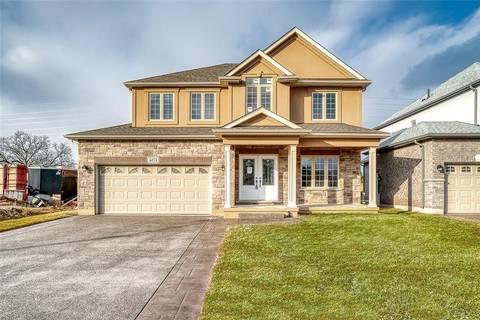 House for sale at 5475 Morning Glory Ct Niagara Falls Ontario - MLS: 30740866