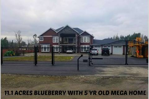 House for sale at 5476 Bradner Rd Abbotsford British Columbia - MLS: R2231384