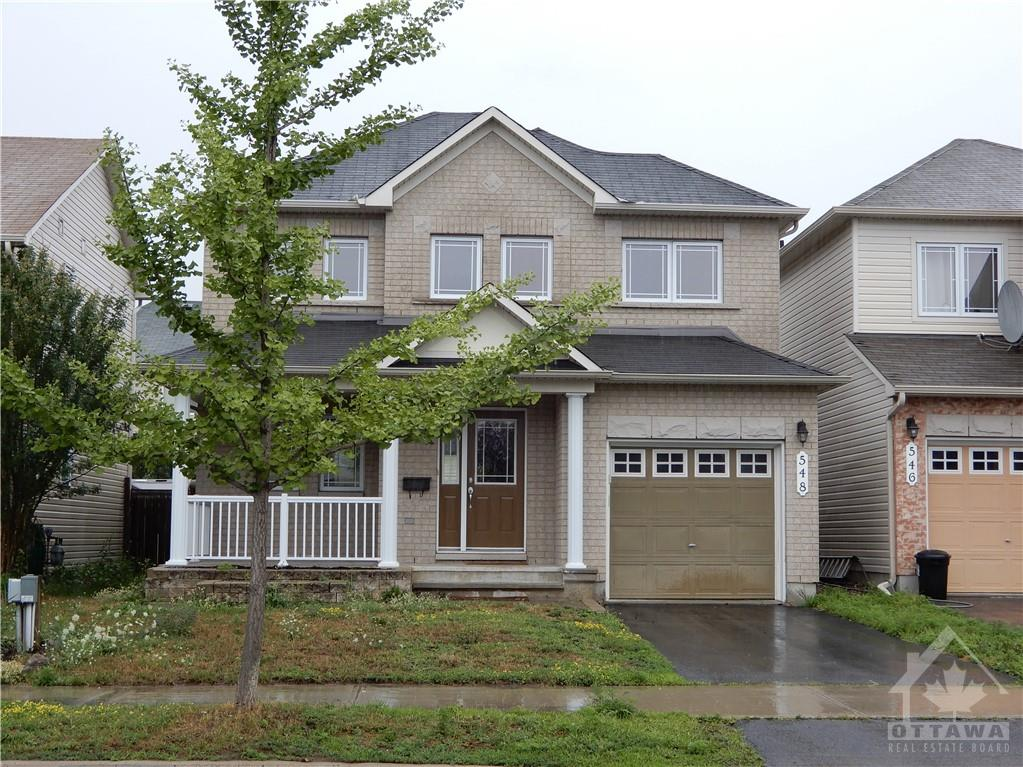 Removed: 548 Paul Metivier Drive, Nepean, ON - Removed on 2020-08-05 00:03:30