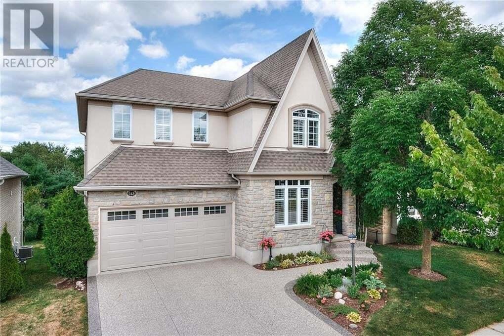 House for sale at 548 Rheinland Pl Waterloo Ontario - MLS: 30826360