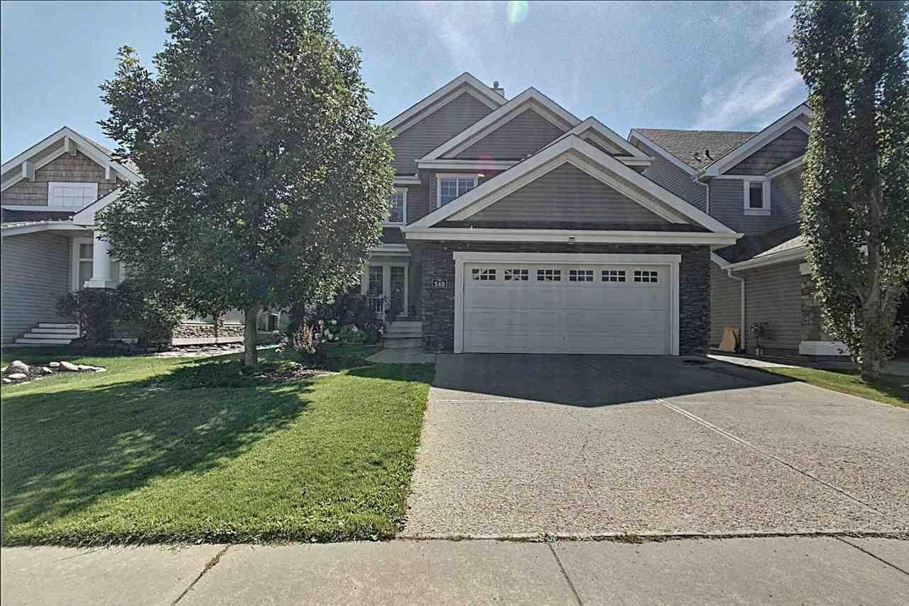 House for sale at 548 Stewart Cr SW Edmonton Alberta - MLS: E4211778