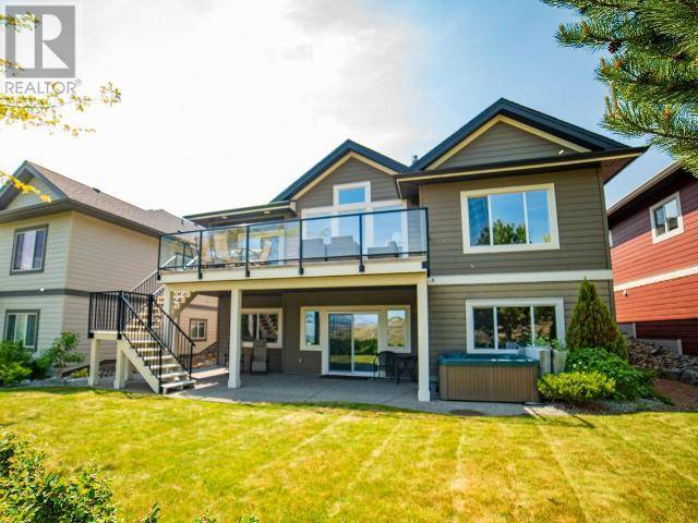 House for sale at 548 Stoneridge Cres Kamloops British Columbia - MLS: 153668