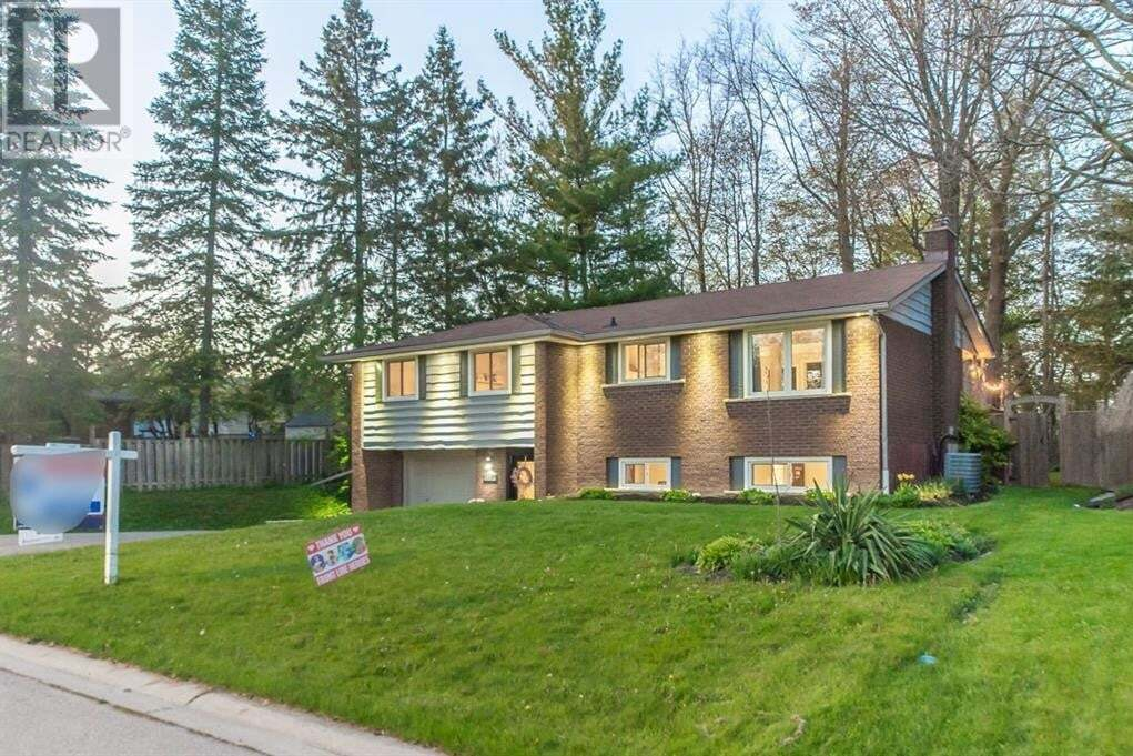 House for sale at 548 Twin Oaks Cres Waterloo Ontario - MLS: 30807504