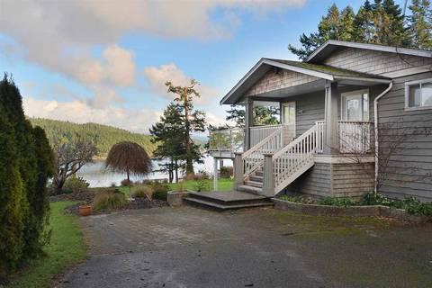 House for sale at 5488 Eureka Rd Halfmoon Bay British Columbia - MLS: R2434323
