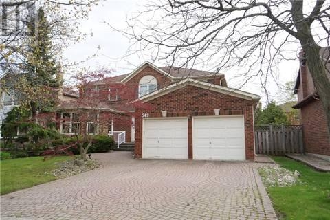 House for sale at 549 Blenheim Cres Oakville Ontario - MLS: 30734323