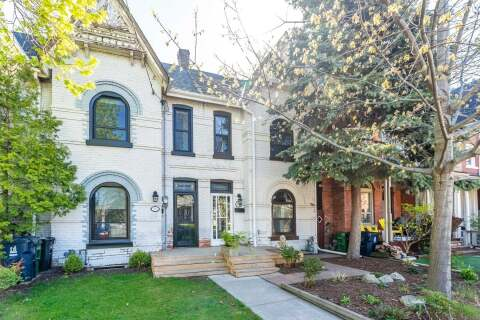 Townhouse for sale at 549 Clendenan Ave Toronto Ontario - MLS: W4767173