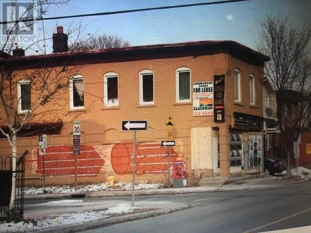 Commercial property for sale at 549 Gladstone Ave Ottawa Ontario - MLS: 1173162