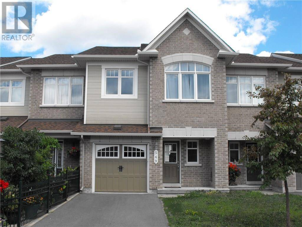 Townhouse for rent at 549 Langelier Ave Ottawa Ontario - MLS: 1172993