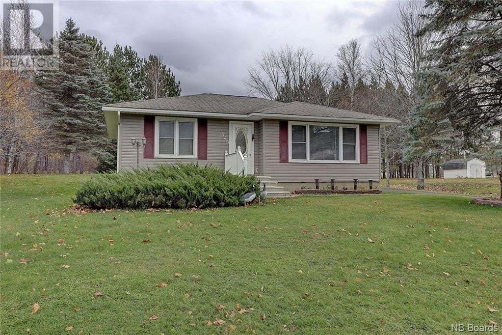 House for sale at 549 Main St Chipman New Brunswick - MLS: NB045516