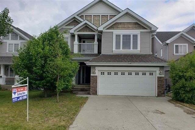 House for sale at 549 Stewart Cr SW Edmonton Alberta - MLS: E4201848