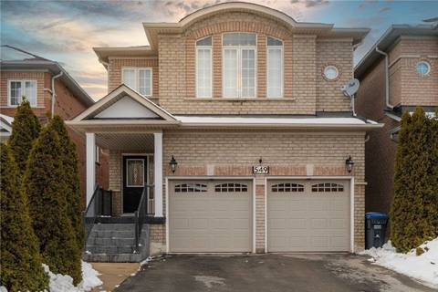 House for sale at 549 Warhol Wy Mississauga Ontario - MLS: W4747938