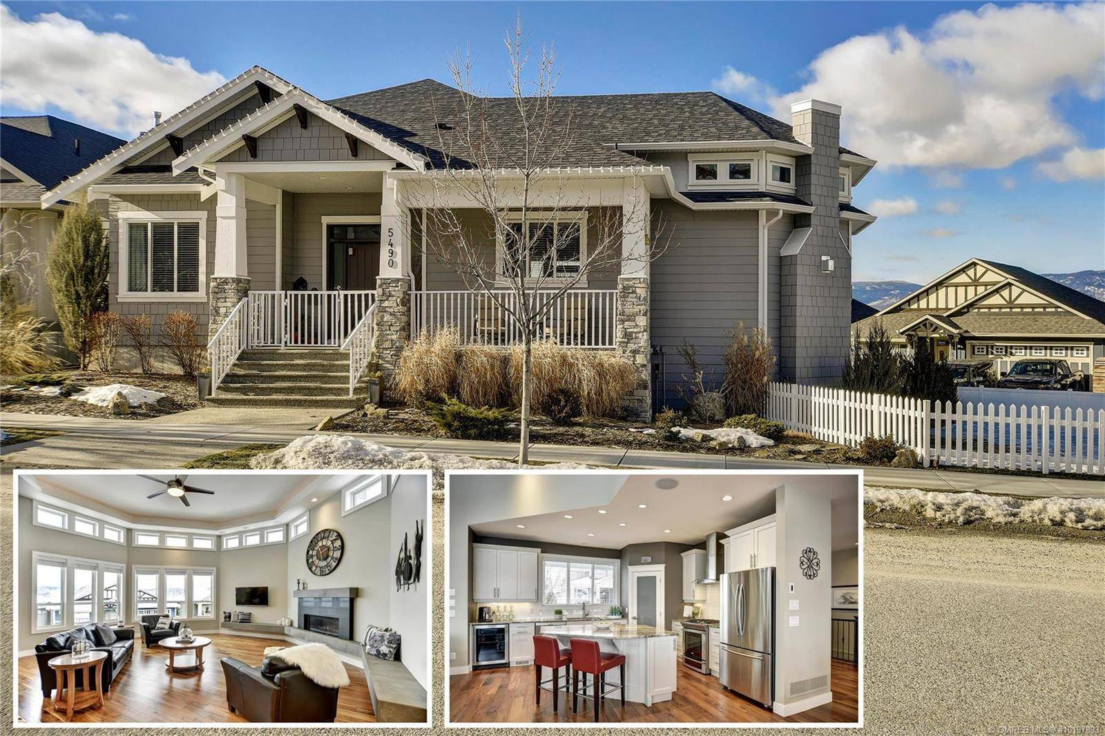 House for sale at 5490 Mountainside Dr Kelowna British Columbia - MLS: 10197893