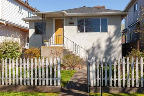 House for sale at 5492 Wales St Vancouver British Columbia - MLS: R2359500