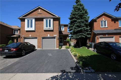 Townhouse for sale at 5493 Cosmic Cres Mississauga Ontario - MLS: W4704525