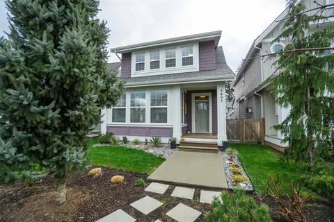 House for sale at 5493 Sockeye Ln Sardis British Columbia - MLS: R2444349