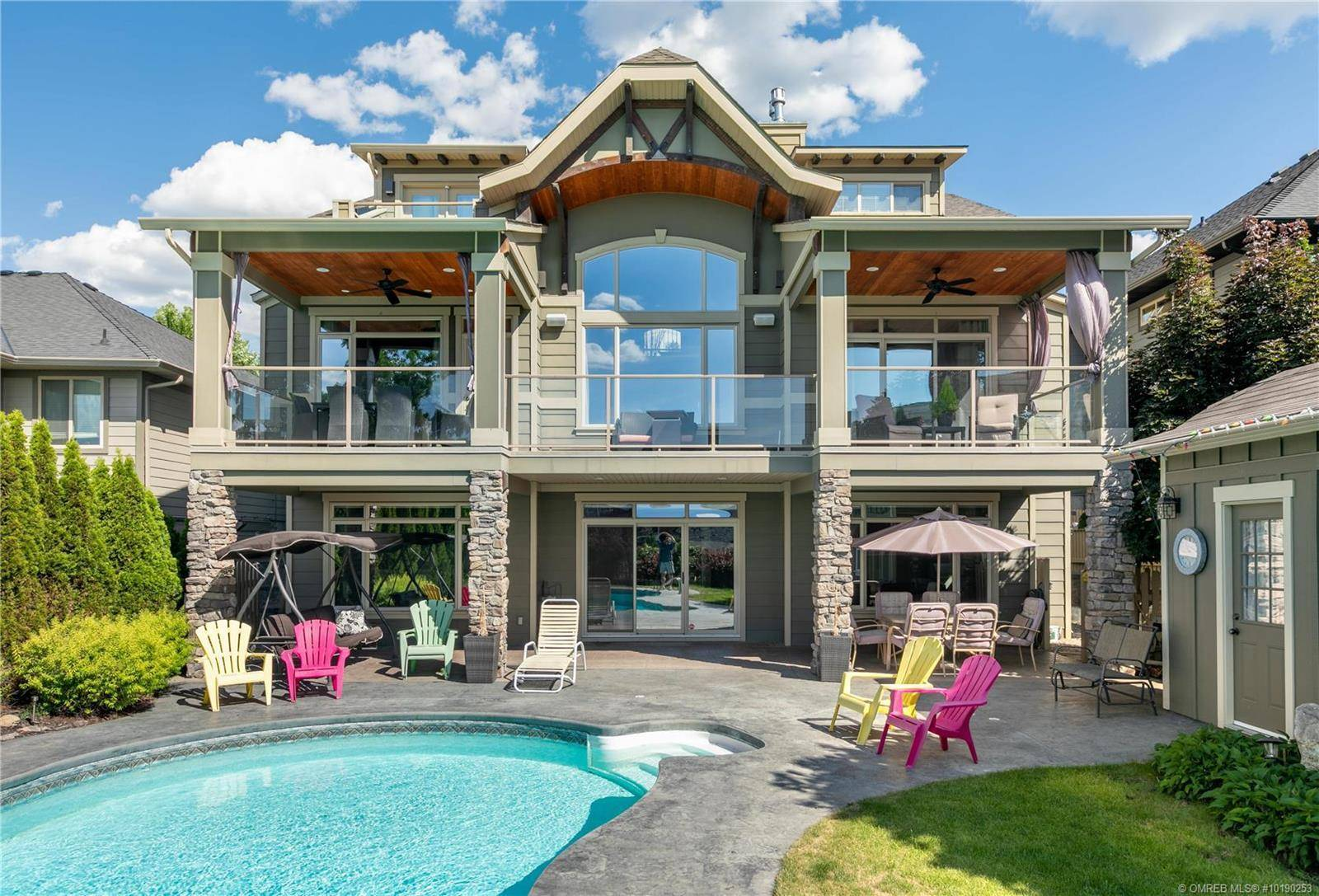 House for sale at 5498 Mountainside Dr Kelowna British Columbia - MLS: 10190253