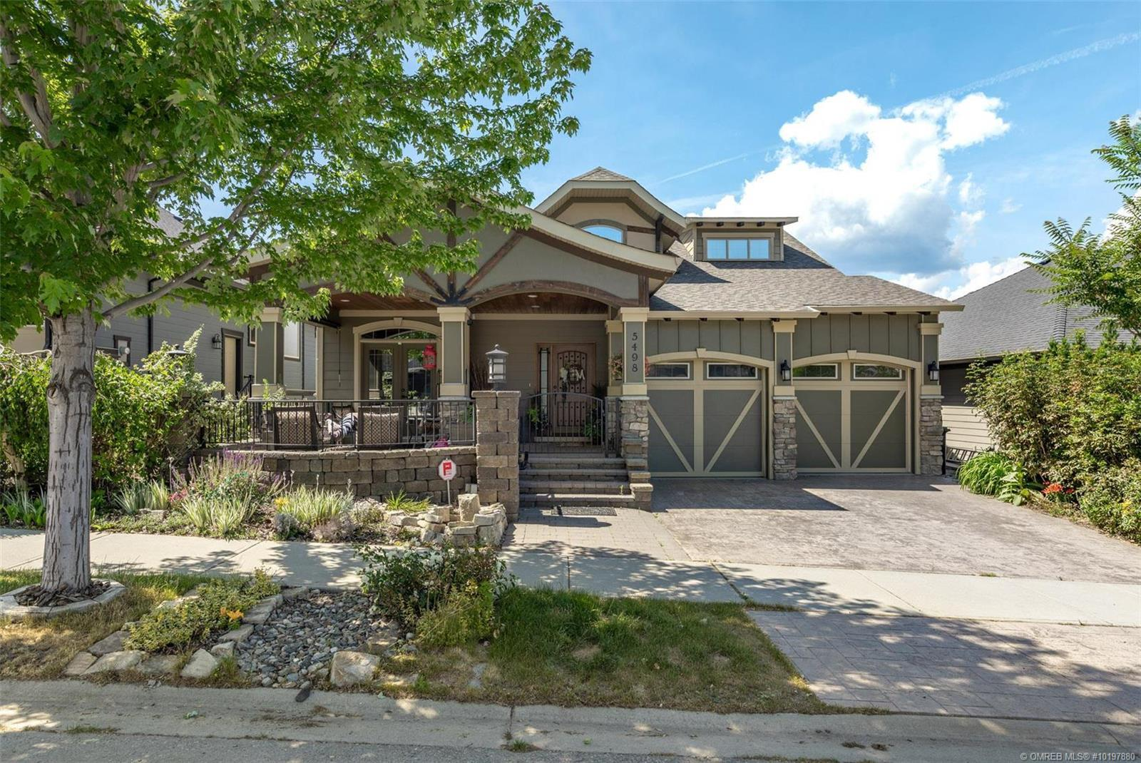 Removed: 5498 Mountainside Drive, Kelowna, BC - Removed on 2020-06-30 23:30:21