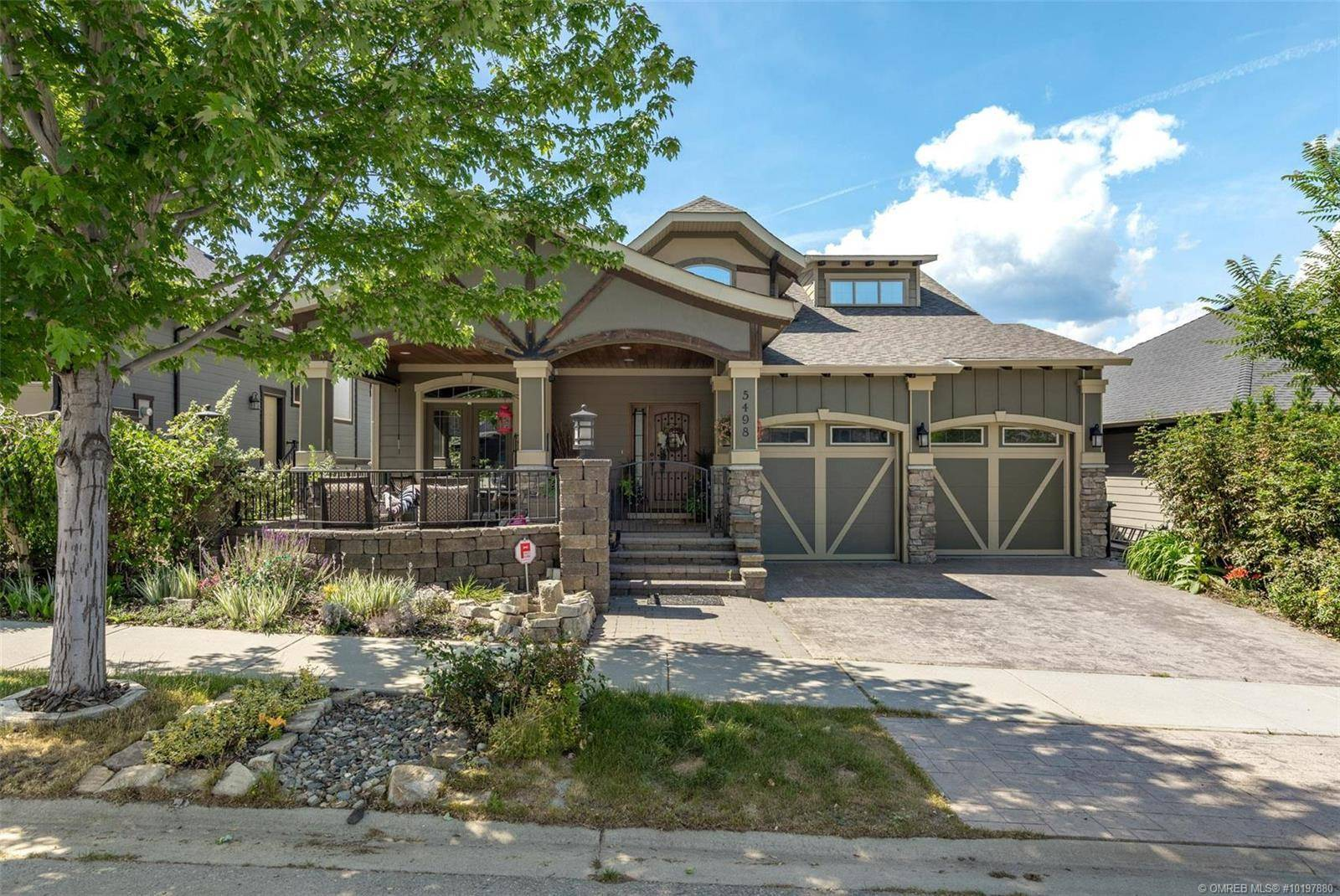 House for sale at 5498 Mountainside Dr Kelowna British Columbia - MLS: 10197880