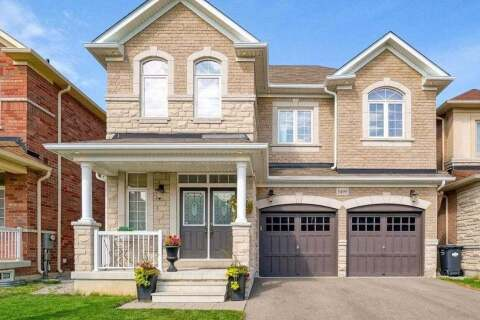 House for sale at 5499 Oscar Peterson Blvd Mississauga Ontario - MLS: W4840795