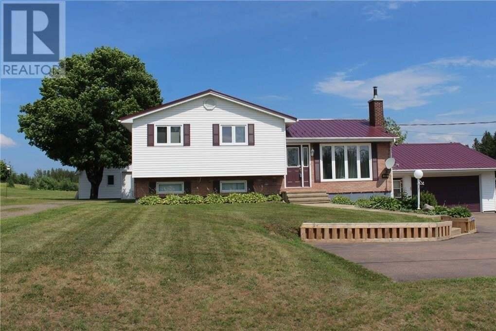 House for sale at 5499 Route 495  Ste. Marie-de-kent New Brunswick - MLS: M129765