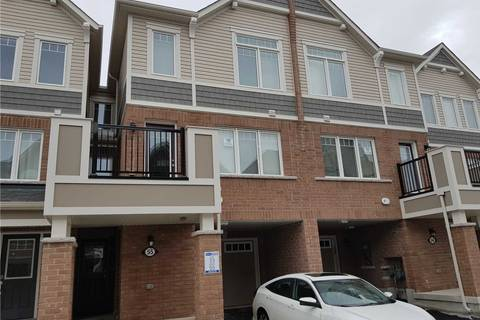 Townhouse for rent at 1000 Asleton Blvd Unit 55 Milton Ontario - MLS: W4511557