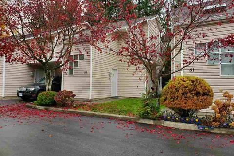 Townhouse for sale at 1235 Lasalle Pl Unit 55 Coquitlam British Columbia - MLS: R2420049