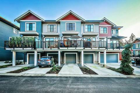 Townhouse for sale at 13260 236 St Unit 55 Maple Ridge British Columbia - MLS: R2438615