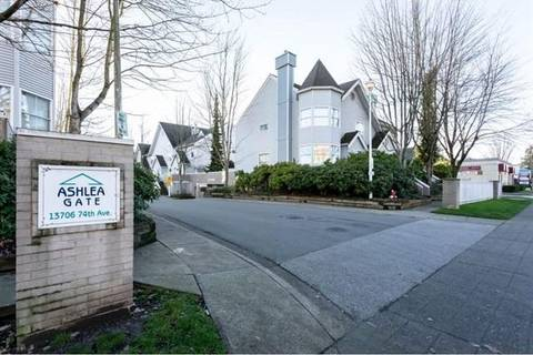 Townhouse for sale at 13706 74 Ave Unit 55 Surrey British Columbia - MLS: R2438909